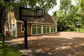 Building A Backyard Basketball Court April 2017 Houzz Com Southview Design