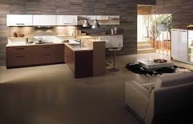 idee couleur cuisine ouverte idée de cuisine ouverte inspirations avec kitchens amenagement de