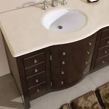 72 u201d perfecta pa 5126 bathroom vanity double sink cabinet dark