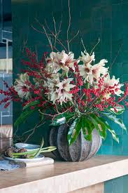 christmas floral arrangements world love flowers