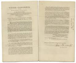 washington s thanksgiving proclamation to be auctioned rich in