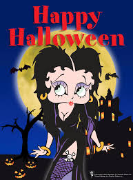 happy halloween animated images betty boop u0027s top tips for a safe halloween the official betty