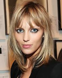 does the swag haircut work for fine hair best 25 fine hair bangs ideas on pinterest brunette bangs