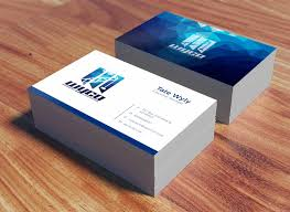 Business Card For Construction Company Simple And Modern Logo For Engineering U0026 Construction Company