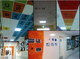 Ceiling Tile Painting Ideas by Tell Us What You U0027ve Done To Get Your Kids Students Friends