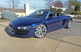 audi r8 chrome blue review 2014 audi r8 v10 spyder can it get any better the