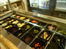 Mountain Mikes Pizza Buffet by Salad Bar Picture Of Mountain Mike U0027s Mountain View Tripadvisor