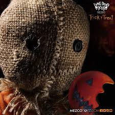 mezco reveals sam u0027trick u0027r treat u0027 living dead doll packaging