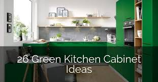 green kitchen cabinets with white island 26 green kitchen cabinet ideas sebring design build