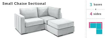 Small Sectionals Sofas by Chaise Lounge Blackjack Simmons Brown Leather Sectional Sofa