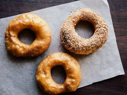 how our favorite doughnut of the year is made bon appetit