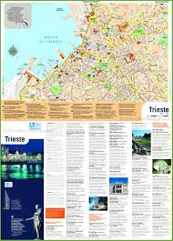 New York Sightseeing Map by Trieste Maps Italy Maps Of Trieste