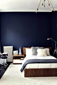 Brown And Blue Wall Decor At Home With A Brooklyn Fashionista Turned Lighting Designer