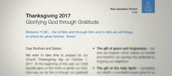 thanksgiving offerings thanksgiving 2017 u2013 glorifying god through gratitude new
