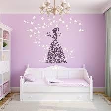 wand gestaltung mdchen kinderzimmer die besten 25 lila kinderzimmer ideen auf lila