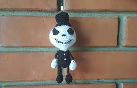 halloween gift plush toy jack skellington nightmare before