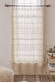Curtain Hanging Hardware Decorating 83 Best Macrame Images On Pinterest Macrame Knots Macrame