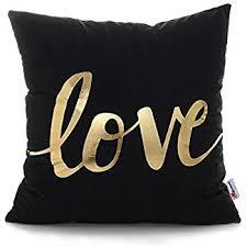 amazon com monkeysell bronzing flannelette home pillowcases throw