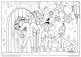 15 gingerbread man templates u0026 colouring pages free u0026 premium