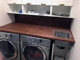 room creative countertops for laundry room interior design ideas