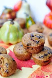 the best chocolate chip pumpkin bread or muffins