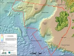Current Map Of Europe The Real Map Of Ireland Marine Institute