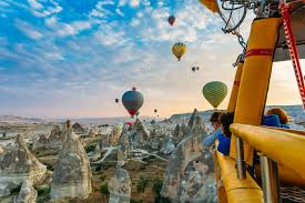 our epic cappadocia air balloon ride bold travel