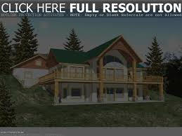 front sloping lot house plans hillside home plans with basement sloping lot house view plan