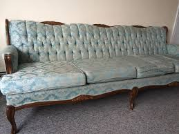 French Provincial Sofa by 7 Foot Antique French Provincial Sofa 200 Obo Charlottetown Pei