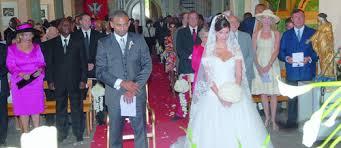 matin mariage un mariage en forme de sommet africain à mougins côte d azur