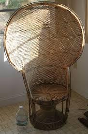 Best Wicker Fan Chairs Images On Pinterest Peacock Chair - Wicker furniture nj