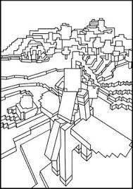 minecraft coloring minecraftpages