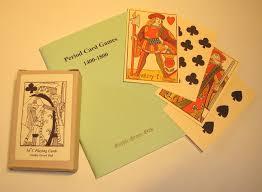 card rule book plus c16th cards