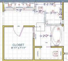 Floor Plan For Small Bathroom 28 Master Bathroom Floor Plan Free Bathroom Plan Design
