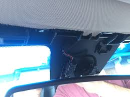 nissan sylphy 2010 interior diy dash cam hardwired installation nissan forum nissan forums