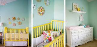 Yellow Baby Room by Black White Yellow Nursery Inspiration