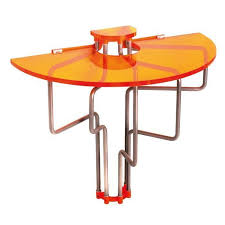 table murale cuisine rabattable table rabattable murale topiwall
