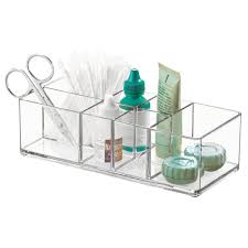 Bathroom Cabinet Organizer by Amazon Com Interdesign Med Makeup And Medicine Small Organizer