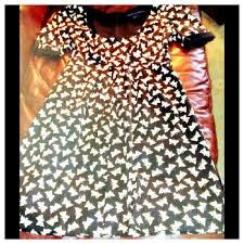 french connection french connection butterfly dress from
