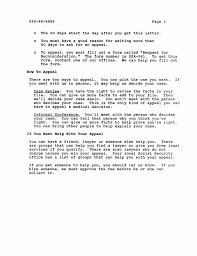 Monster Resume Samples by Ssa Poms Nl 00803 055 Completed Field Office Manually