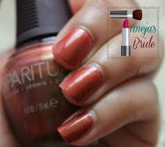 sparitual u0027s pantone color of the year fall in love nail lacquer