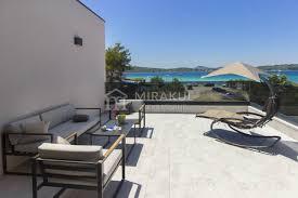 Immobilienkauf Haus Srima Vodice Moderne Villa Mit Pool Zweite Reihe Zum Meer Haus