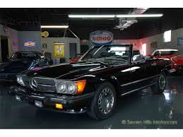 1988 mercedes benz 560sl for sale classiccars com cc 979322