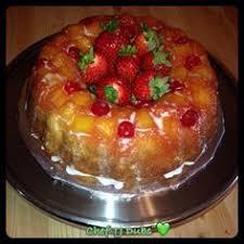 protein pineapple upside down cake recipe healthier dessert
