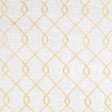 Classic Roman Shades - custom classic roman shade valance rico embroidered yellow
