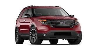 2013 ford explorer review 2013 ford explorer pricing specs reviews j d power cars