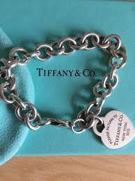 bracelet tag tiffany images Tiffany co return to new york heart tag charm bracelet 925 JPG