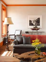 easy colours to go with brown sofa with additional home remodeling