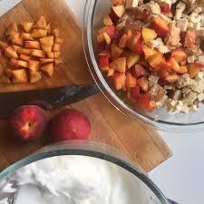 best 25 peach bread puddings ideas on pinterest peach bread