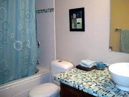 diy glass tile bathroom countertop bathroom tile countertops tile